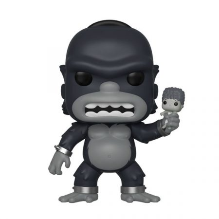 Los Simpson POP Homer King   Double Project