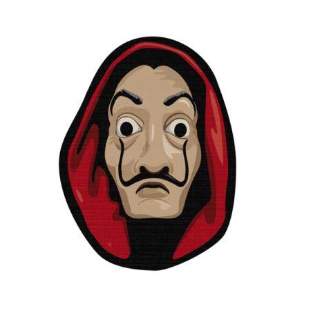 Parche Máscara Dalí | Double Project