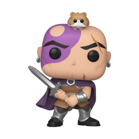 Dungeons & Dragons POP Minsc & Boo | Double Project