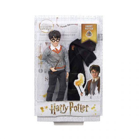 Harry Potter Muñeco Mattel Harry Potter uniforme hogwarts | Double Project