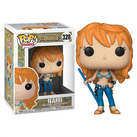 POP One Piece Nami | Double Project