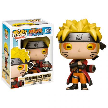 Naruto POP Naruto Sage Mode Exclusive | Double Project