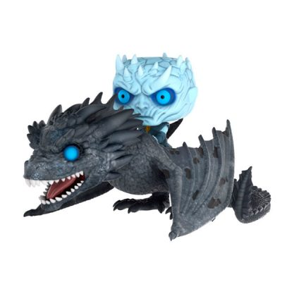 Juego de Tronos POP Rides Night King on Dragon | Double Project