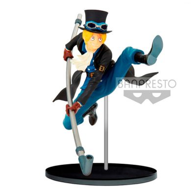 One Piece Figura Banpresto Sabo World Colosseum 20cm | Double Project