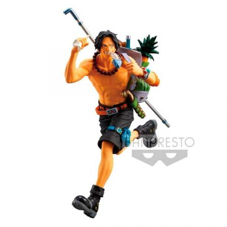 One Piece Figura Banpresto Portgas D. Ace 15cm | Double Project