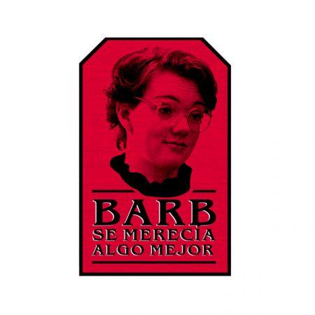 Parche Barb se merecía   Double Project