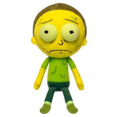 Rick & Morty Funko Peluche Soft Morty | Double Project