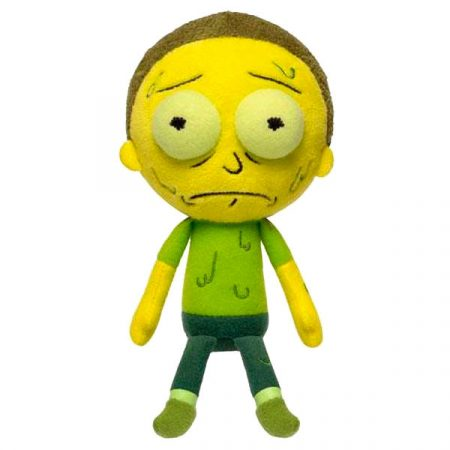 Rick & Morty Funko Peluche Soft Morty   Double Project