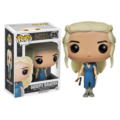 Juego de Tronos POP Daenerys Blue Dress | Double Project