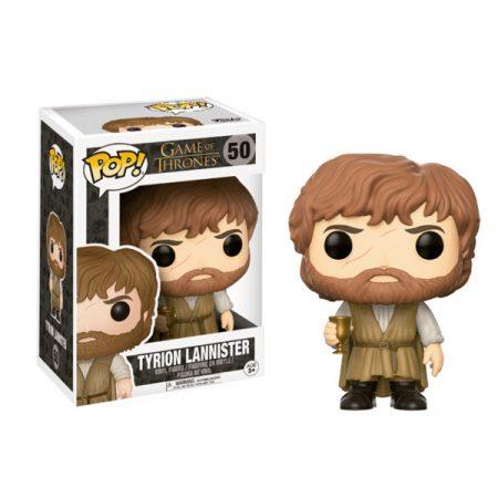 Juego de Tronos POP Tyrion Lannister Essos | Double Project