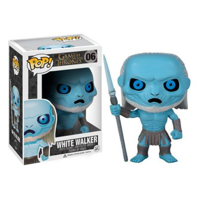 Juego de Tronos POP White Walker| Double Project