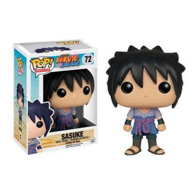 Naruto POP Sasuke | Double Project