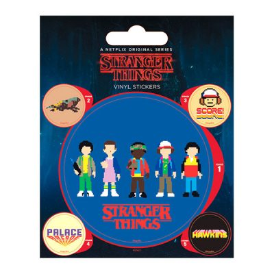 Stranger Things Set 15 Vinilos | Double Project