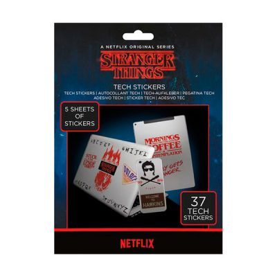 Stranger Things Set 37 Vinilos | Double Project