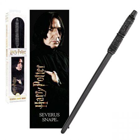 Harry Potter Varita Severus Snape + marcapáginas 3d   Double Project