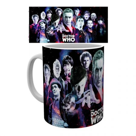 Doctor Who Taza Who Cosmos | Double Project