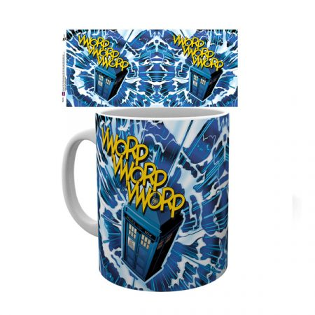 Doctor Who Taza Universe Vworp | Double Project