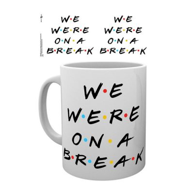 Friends Taza We Were On A Break | Double Project