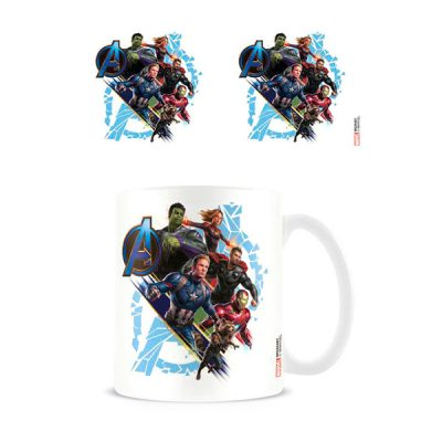 Marvel Taza Vengadores Avengers Endgame | Double Project