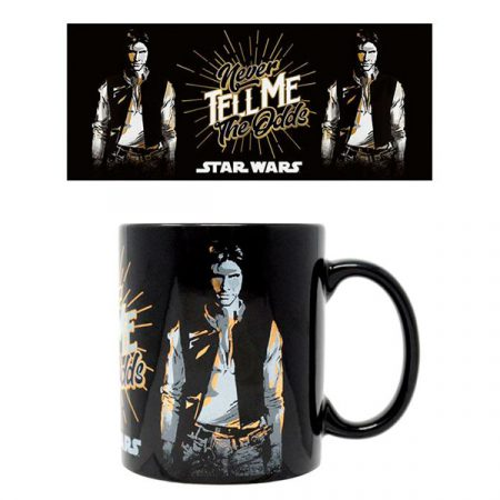 Star Wars Taza Never Tell Me The Odds | Double Project