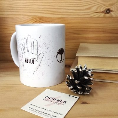 Taza Hello Good Bye | Double Project