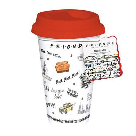 Friends Taza Viaje momentos Friends | Double Project