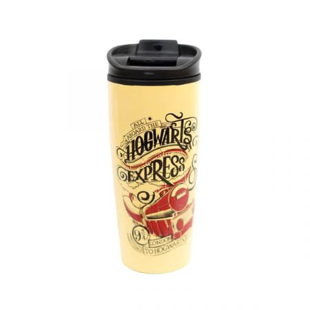 Harry Potter Taza de Viaje Hogwarts Express | Double Project