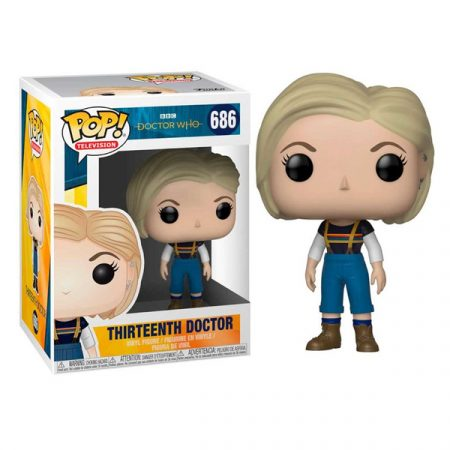 Doctor Who POP Thirteenth Doctor without Coat | Double Project
