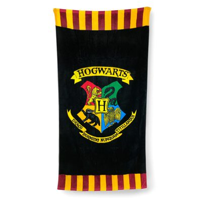 Harry Potter Toalla Hogwarts | Double Project