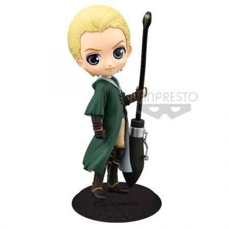 Harry Potter Q Posket Draco Quidditch Version A   Double Project