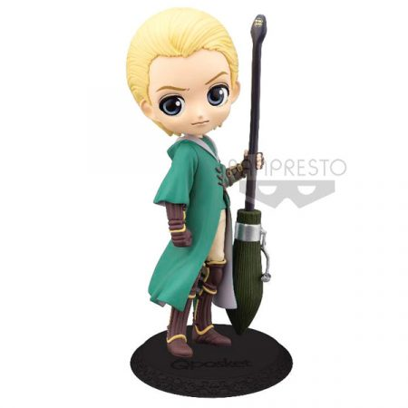 Harry Potter Q Posket Draco Quidditch Version B   Double Project