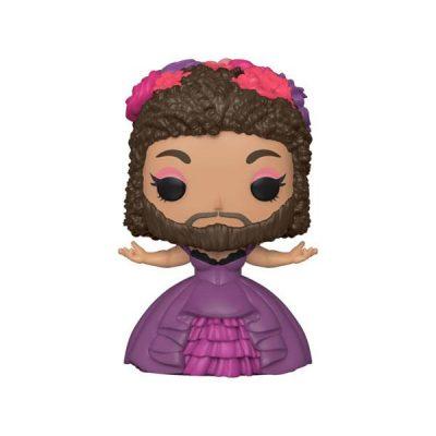 El Gran Showman POP Bearded Lady | Double Project