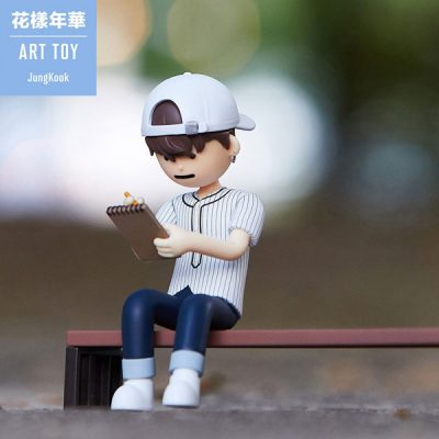 BTS Figura Art Toy Jungkook | Double Project