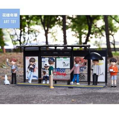 BTS Figura Art Toy Pack total | Double Project
