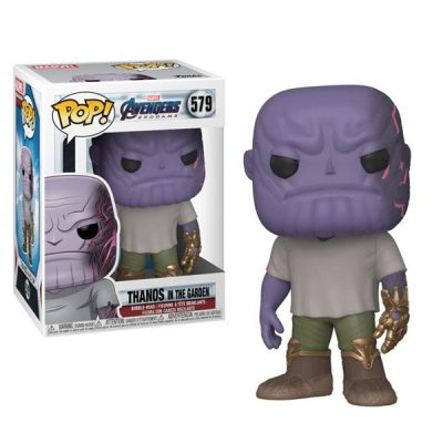Marvel Endgame POP Casual Thanos with Gauntlet | Double Project