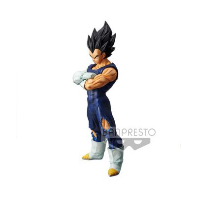 Dragon Ball Z Figura Branpesto Figura Grandista Nero Vegeta | Double Project