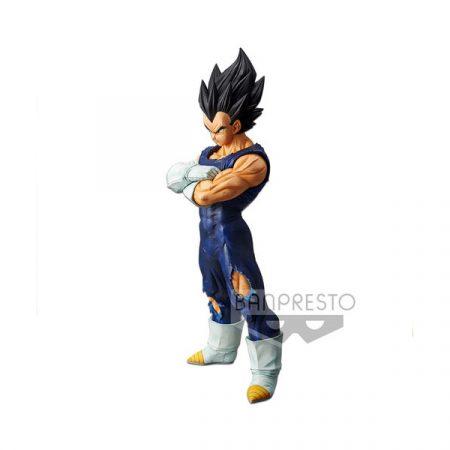 Dragon Ball Z Figura Branpesto Figura Grandista Nero Vegeta | Double Project