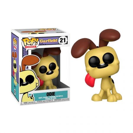 Garfield POP Odie | Double Project