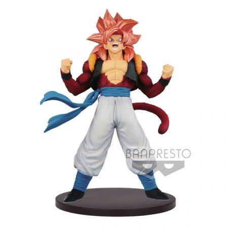 Dragon Ball Super Figura Banpresto Figura Super Saiyan 4 Dragon Ball GT | Double Project