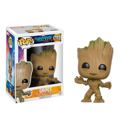 Marvel Guardianes de la Galaxia 2 Groot | Double Project
