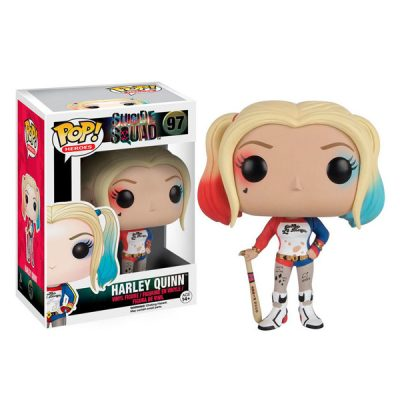 DC Suicide Squan POP Harley Quinn | Double Project