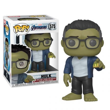 Marvel Endgame POP Hulk with Taco | Double Project