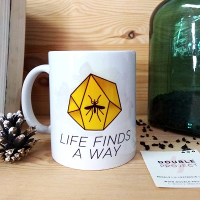 Taza Life Finds a Way | Double Project