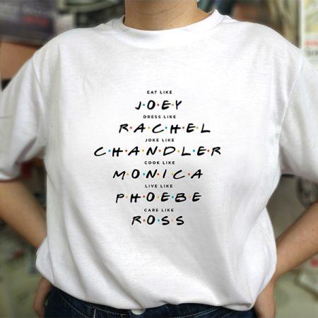 Camiseta Friends | Double Project