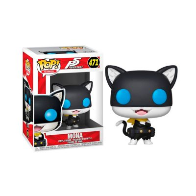 Persona 5 POP Mona | Double Project