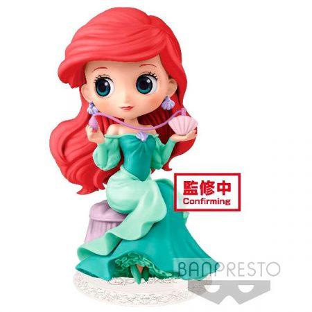 Disney Q posket Ariel perfumagic B Pastel Color | Double Project