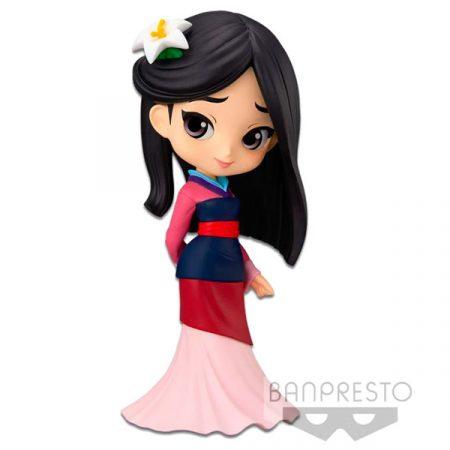 Disney Q posket Mulan | Double Project