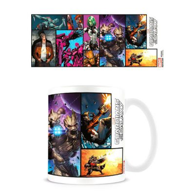 Marvel Taza Guardianes de la Galaxia | Double Project