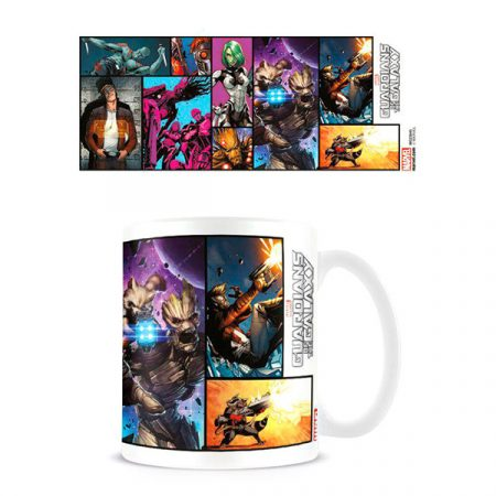 Marvel Taza Guardianes de la Galaxia   Double Project