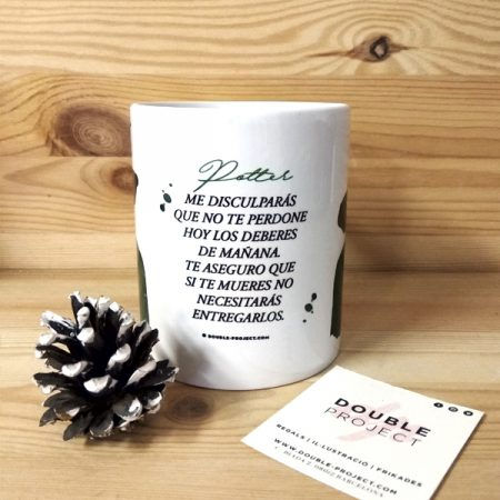 Taza Potter me disculparás | Double Project